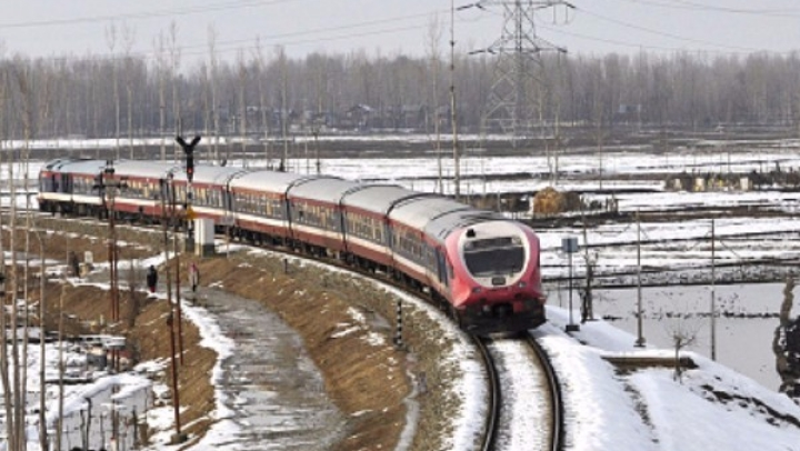 All-Weather Rail Line Between Srinagar And New Delhi May Be Functional By 2021