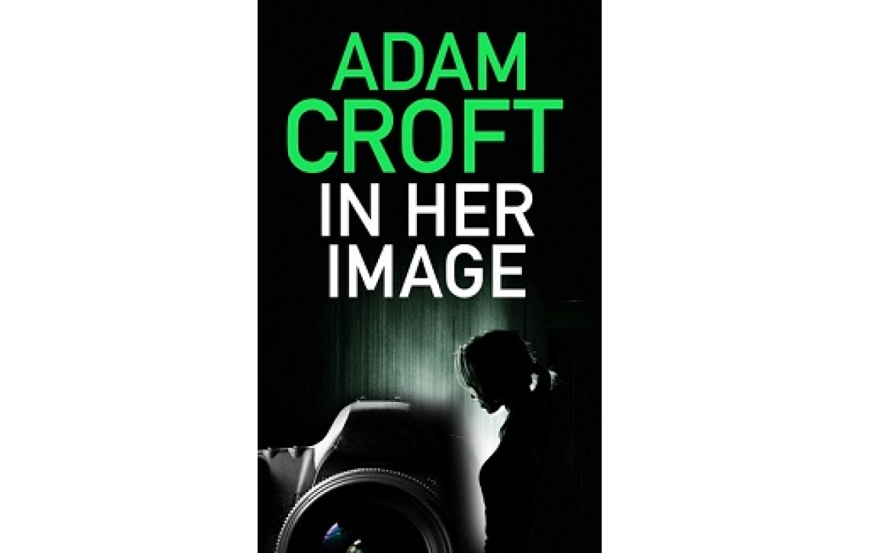 Book Cover of In Her Image By Adam Croft