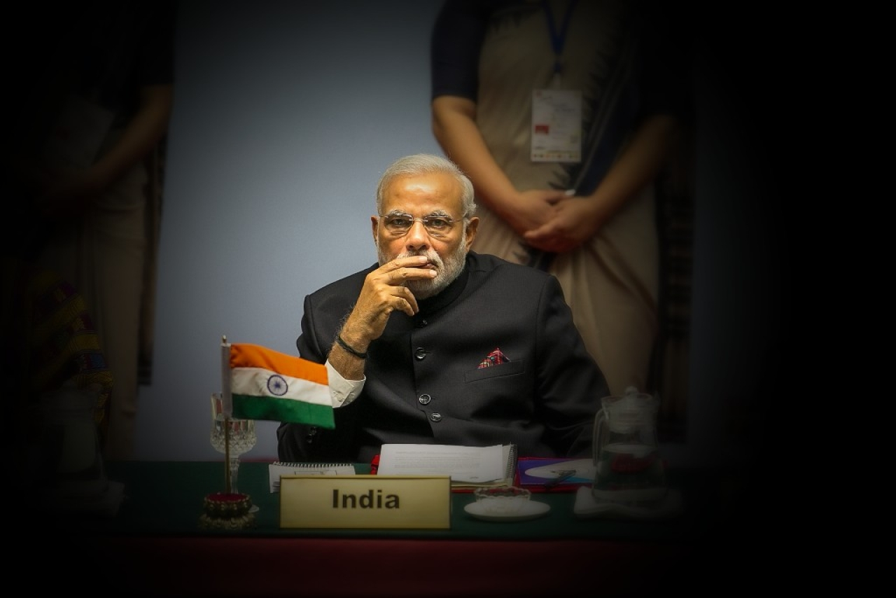 Indian Prime Minister Narenra Modi (Narendra Shrestha - Pool/Getty Images)