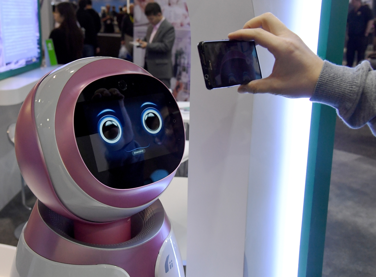 Technology with all its gifts may not be always be a boon to humans (Ethan Miller/Getty Images)