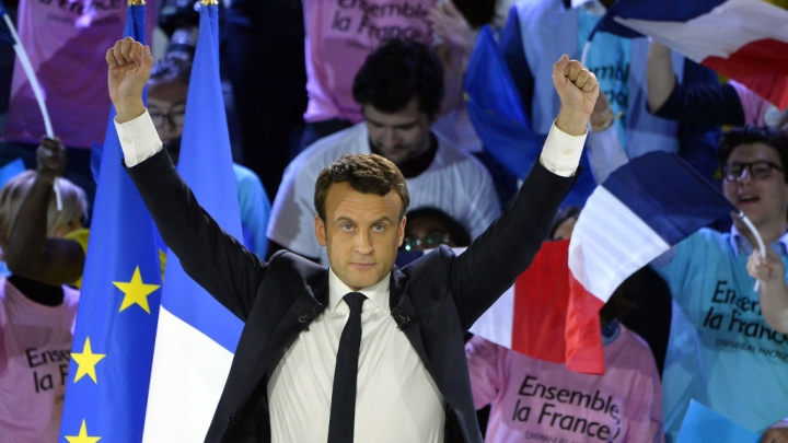 Decoding The  French Presidential Poll Verdict And Victor's 'Macron-omics'