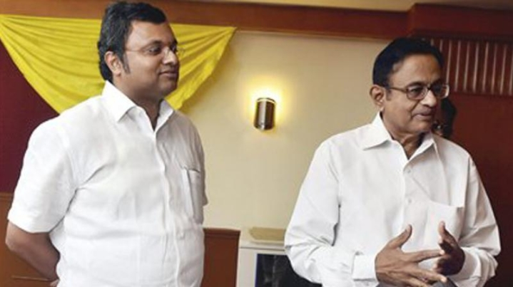 CBI Arrests Karti Chidambaram in INX Media Money-Laundering Case