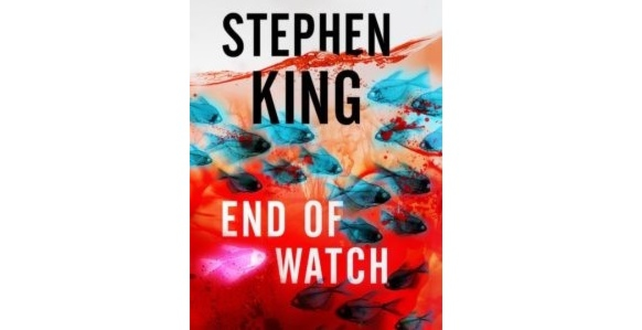Book Cover of End of Watch By Stephen King