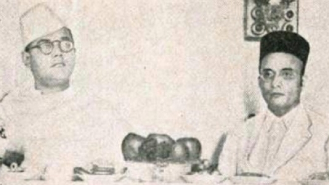 Image result for savarkar and bose