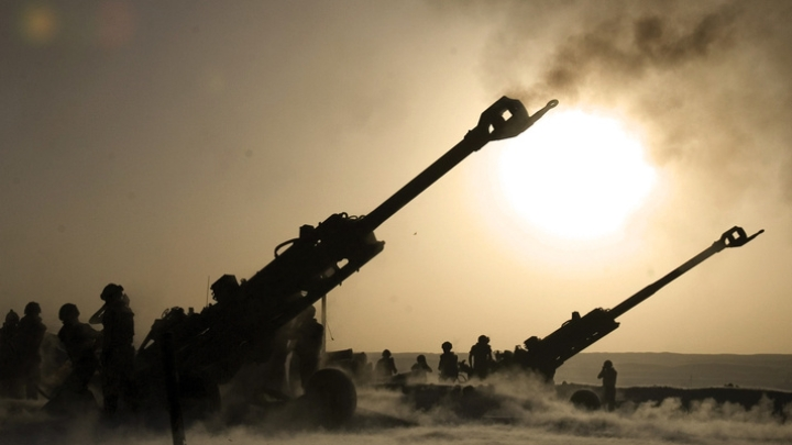 The Big Guns Are Back At The LoC - Army Artillery Guns Used Against Pak Targets In Uri Sector
