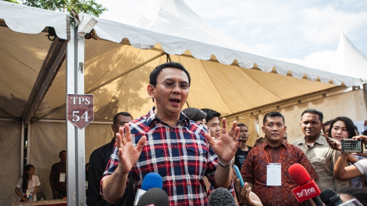 Christian Governor Of Jakarta Jailed In Blasphemy Trial