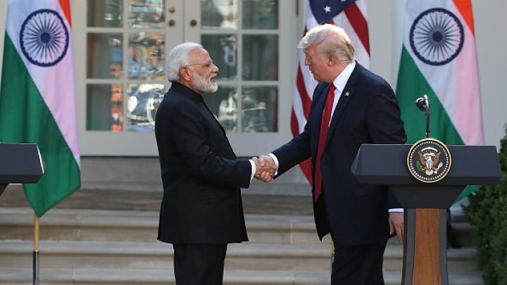Morning Brief: India-US Vow To Fight Radical Islamic Terror; Salahuddin Declared Global Terrorist; Trump Triumphs