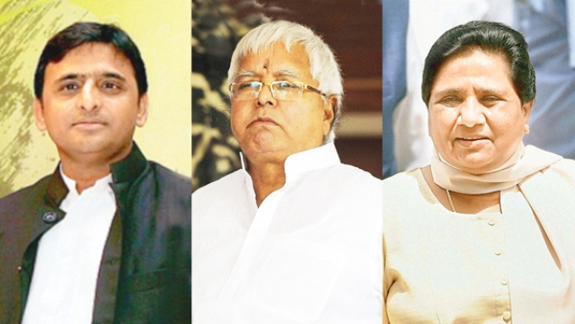 Lalu's Bid To Bring Mayawati And Akhilesh Yadav Together Is Bound To Fail
