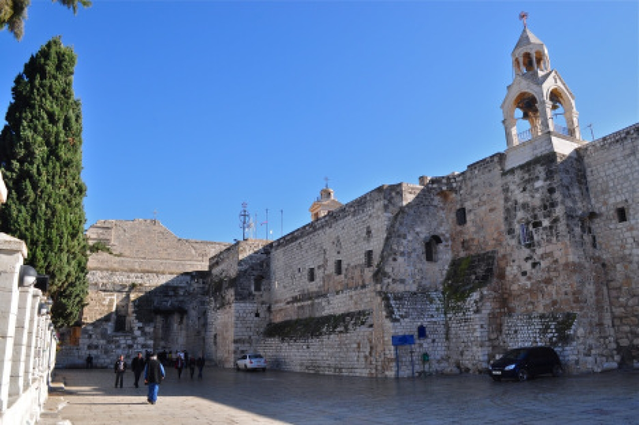 Bethlehem Church of the Nativity
