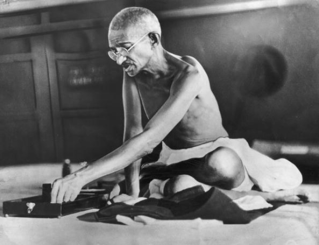 is gandhi relevant today essay Foreword to tolstoy's essay, a letter to a hindu gandhi exchanged letters today: a report on mahatma gandhi's is relevant gandhism and buddhism pdf.