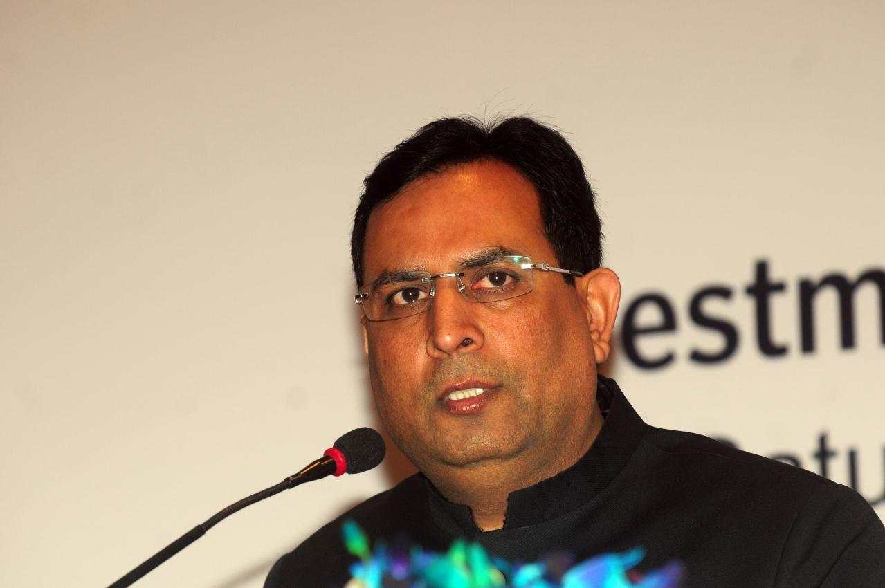 Haryana Finance Minister Captain Abhimanyu