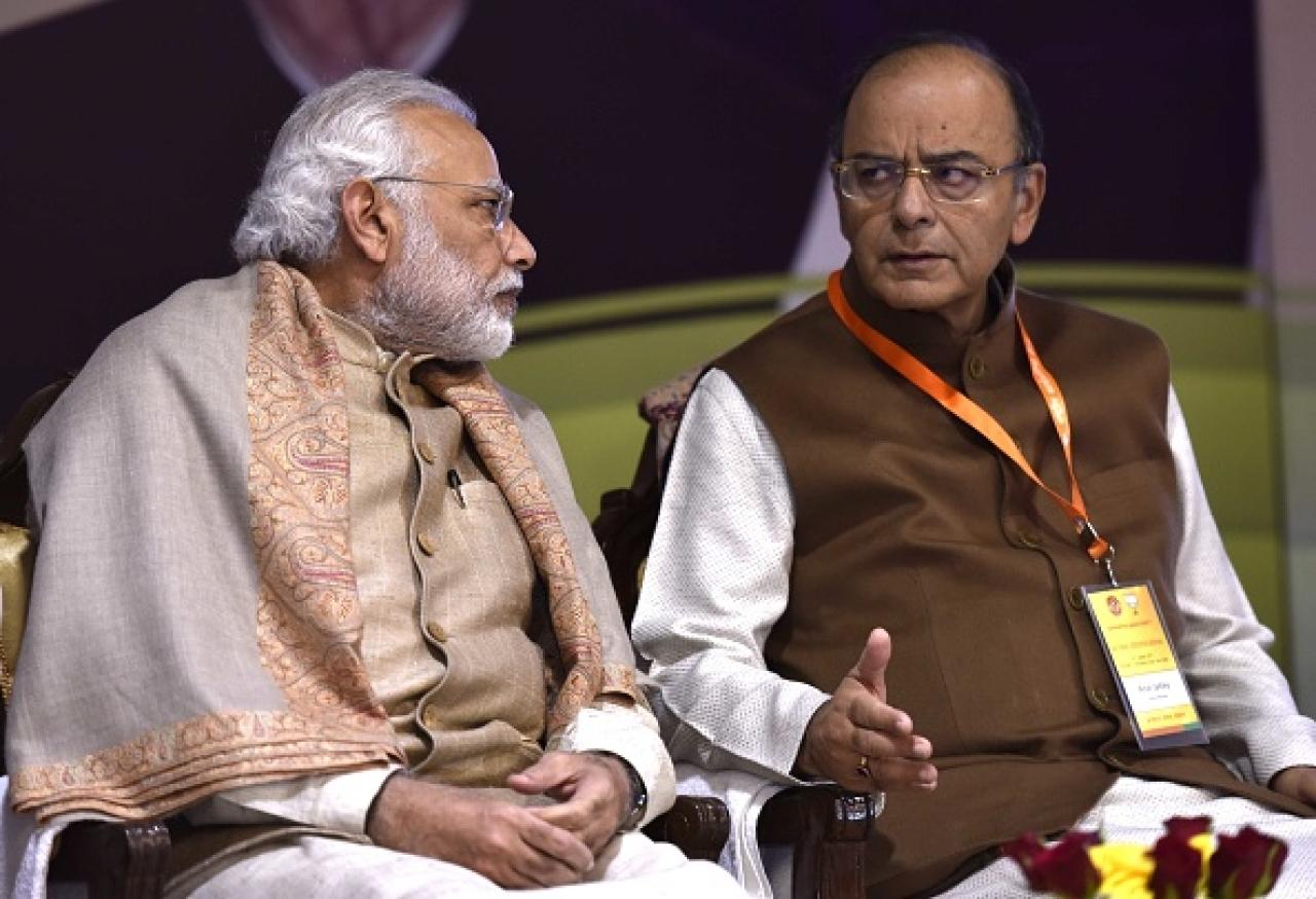 Why Arun Jaitley feels PM Narendra Modi as a good Leader?