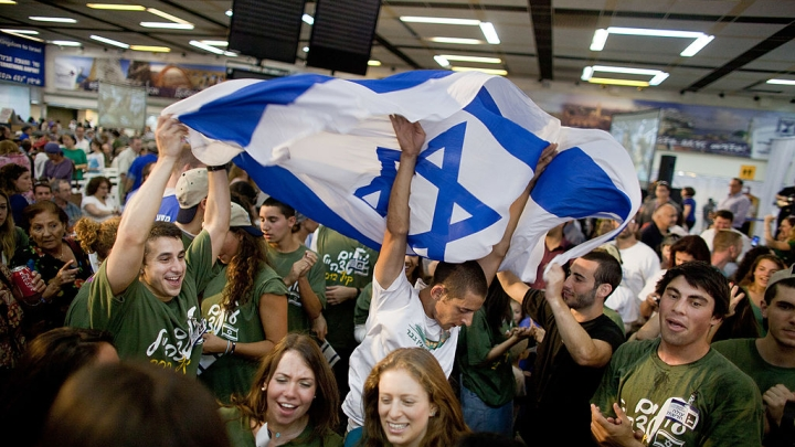 From Progressive American Jews To Radical Israeli Settlers