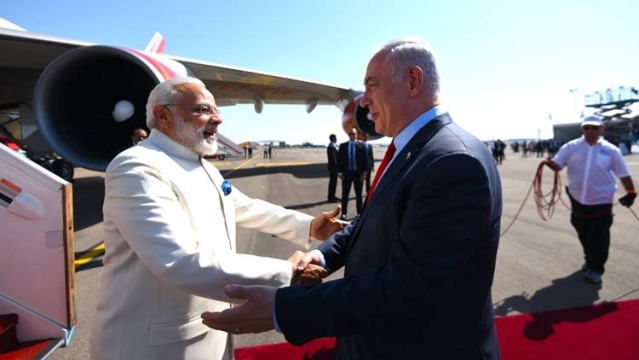 Israeli Prime Minister Benjamin Netanyahu To Be In India For A Three-Day Visit Starting 14  January