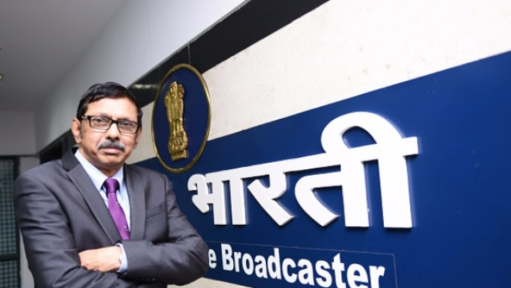 If You Want News, You Still Have To Come To DD News: Prasar Bharati Chairman A Surya Prakash
