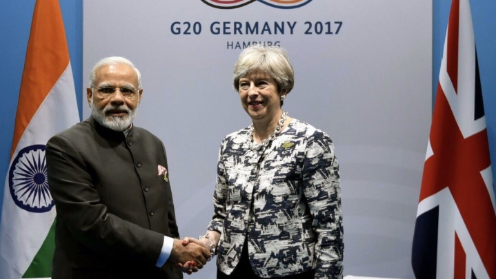 G-20 Summit: PM Modi Asks British PM May For Further Cooperation In Vijay Mallya's Extradition