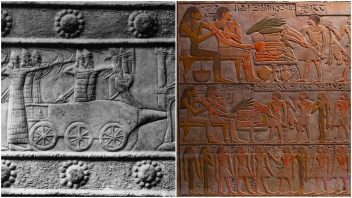 How Their Geographies Shaped The Cultures Of Ancient Egypt And Mesopotamia