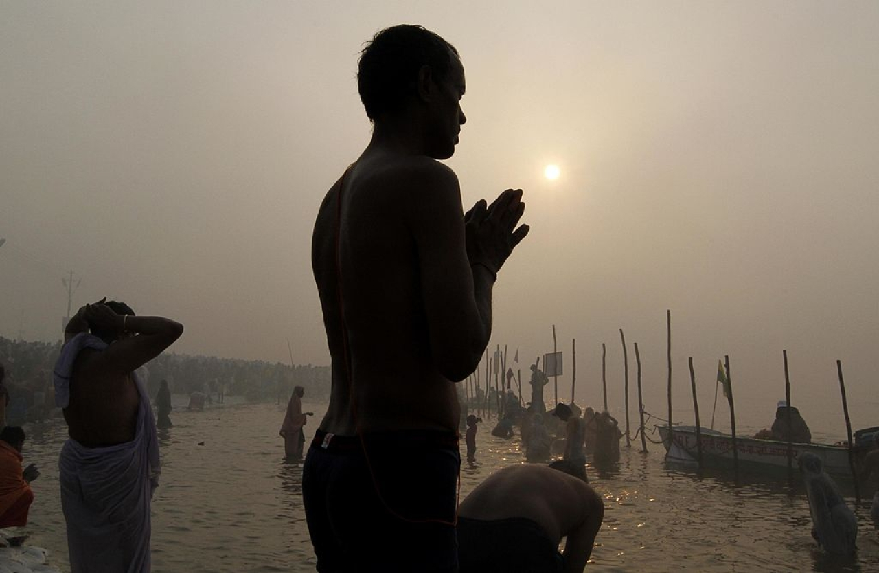 Kumbh Mela (Arvind Yadav/Hindustan Times via Getty Images)