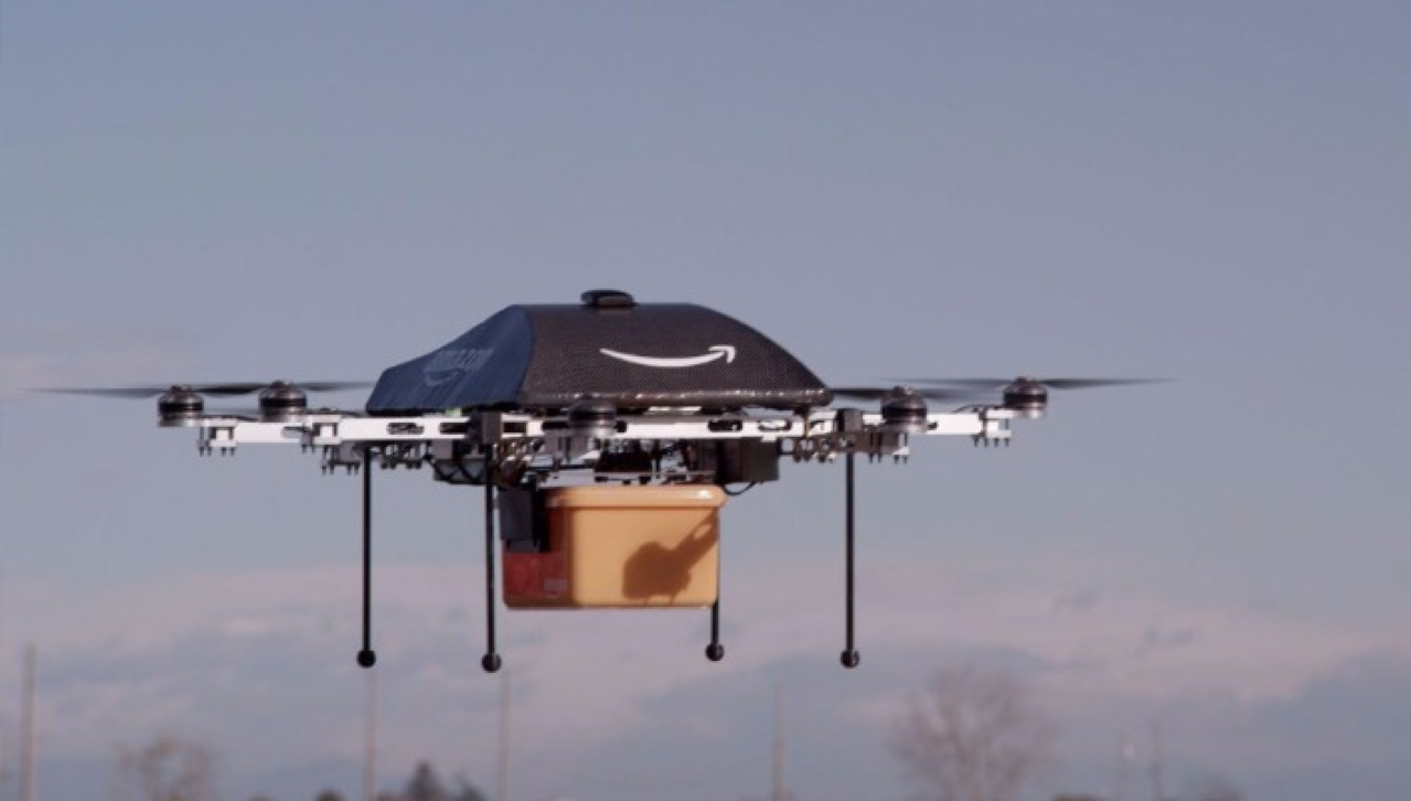 Amazon's drone delivery system, Amazon Prime Air