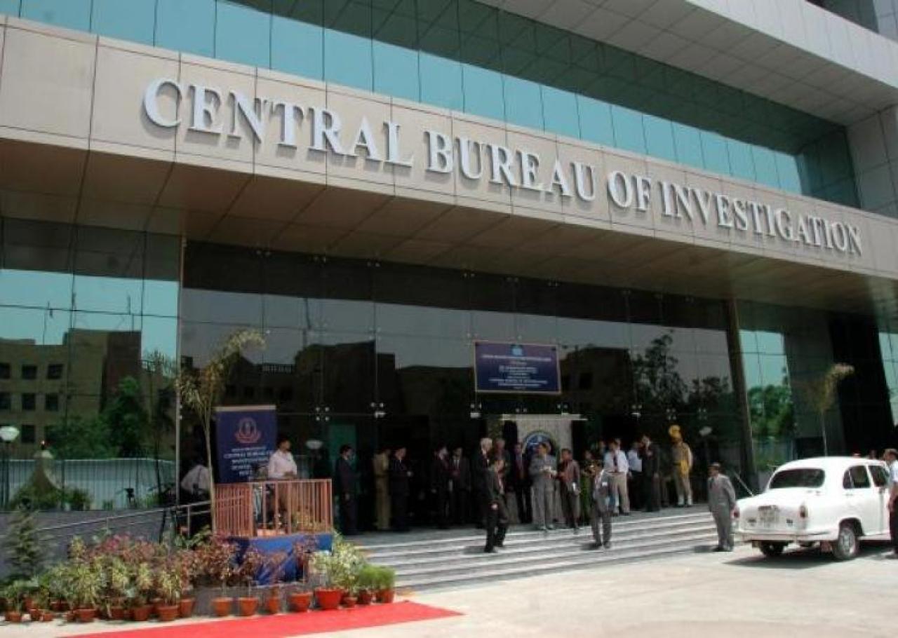 The CBI headquarters.