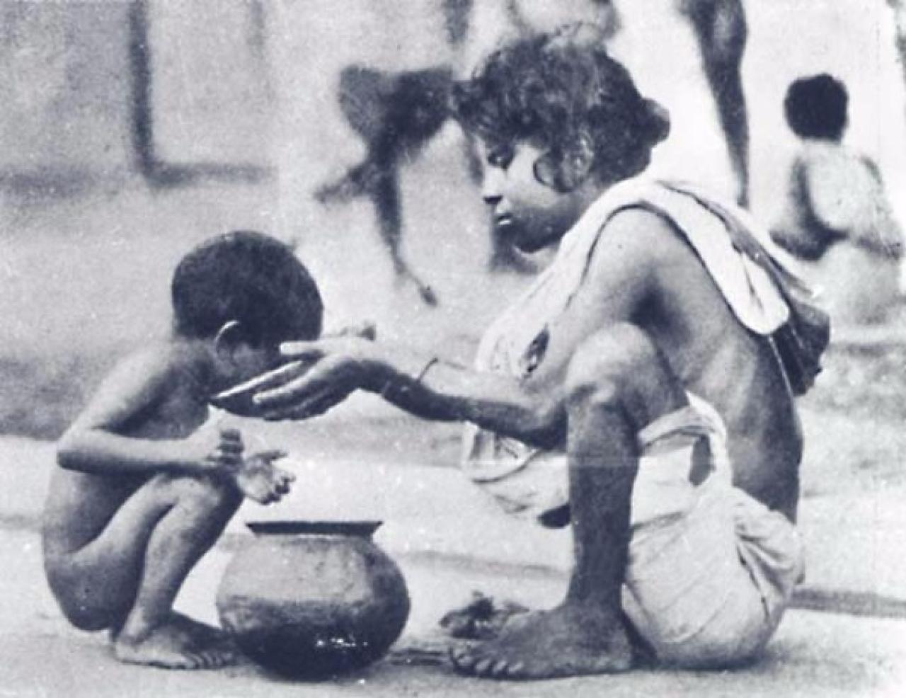 The Bengal Famine
