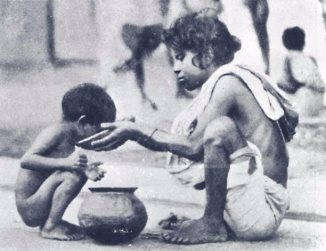 How Indian Communists Sided With The British During The Bengal Famine