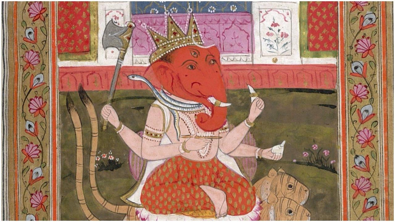 Ganesha (Wikimedia Commons)