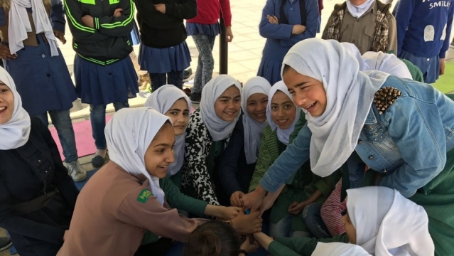 Breathing To Heal: How 'Art Of Living' Is Reaching Out To Traumatised Syrian Refugees