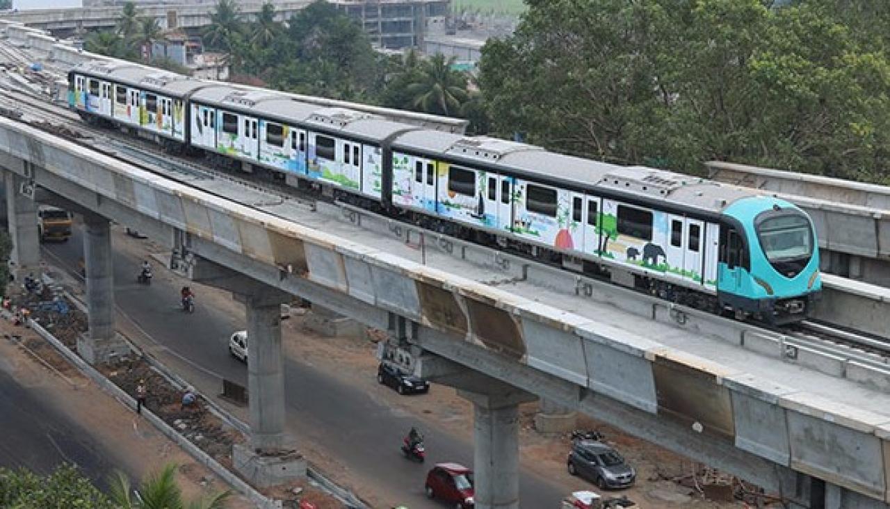 Kochi Metro (Kochi Metro Rail Limited)