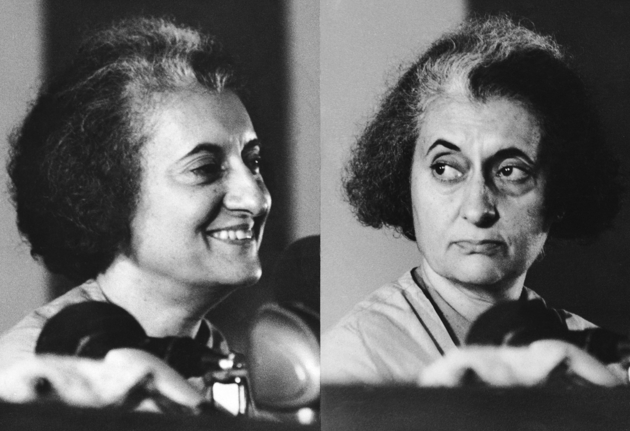 Indira Gandhi (Keystone/Hulton Archive/Getty Images)
