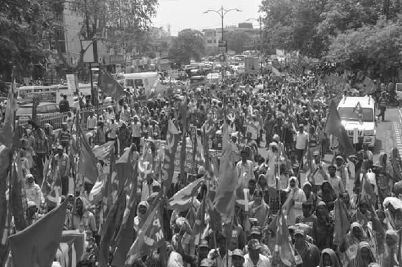 Strikes in Odisha