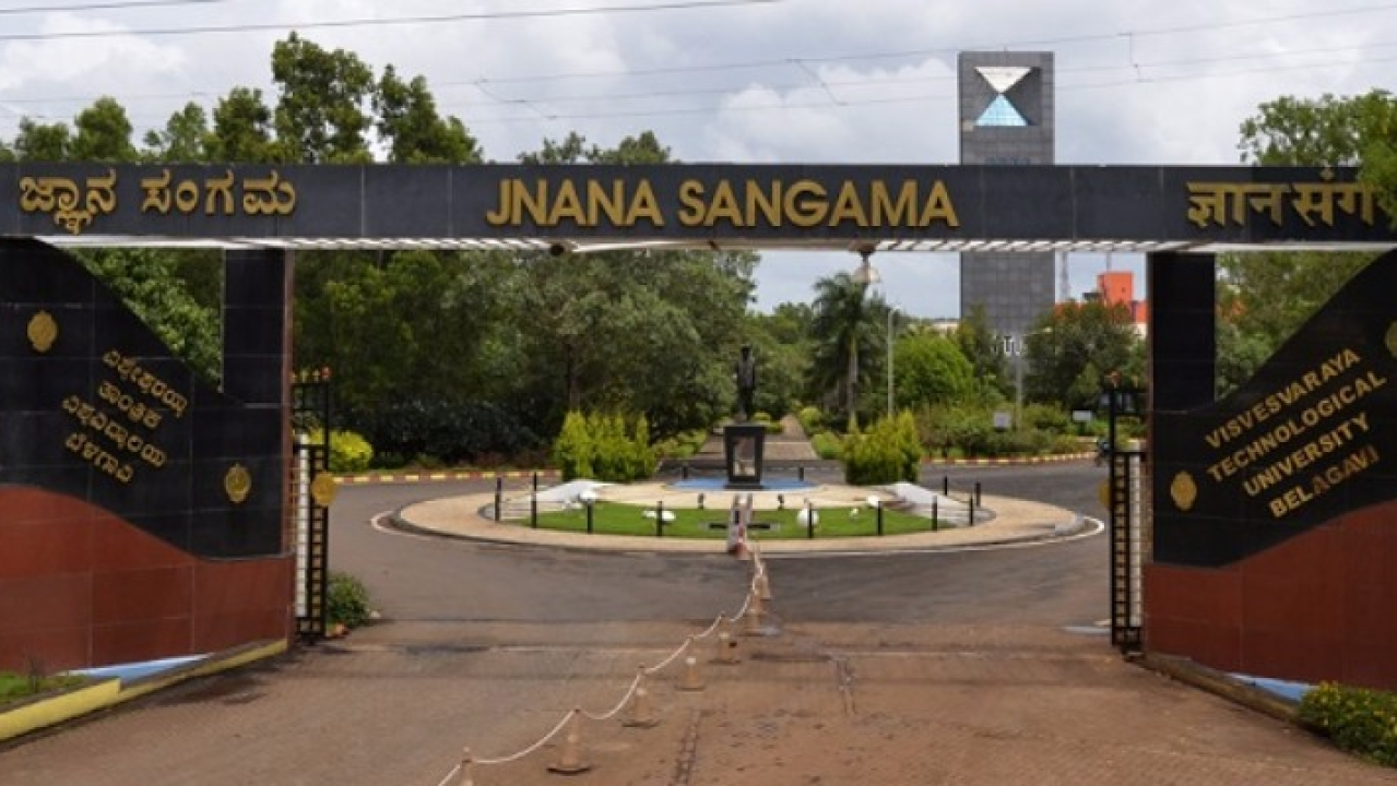 Visveswaraya Tech University made Kannada Language compulsory