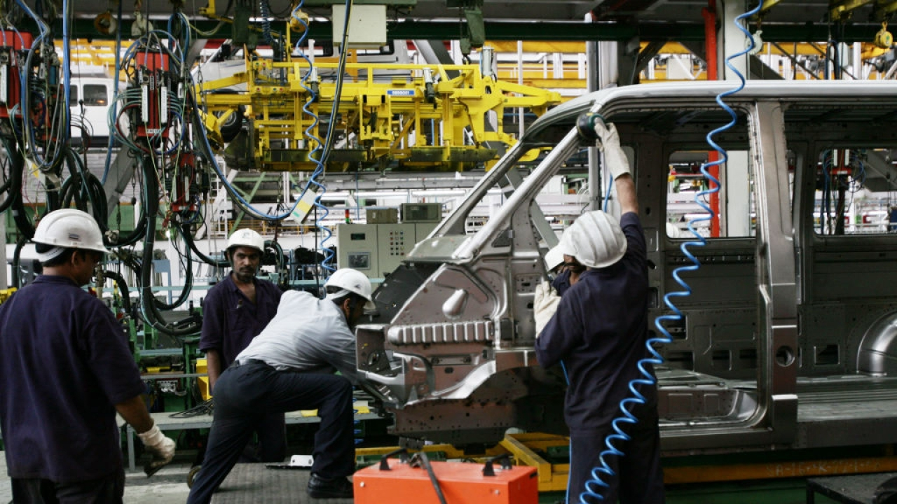 Driven By Manufacturing, India's Industrial Output Grew 8.4 Per Cent In November