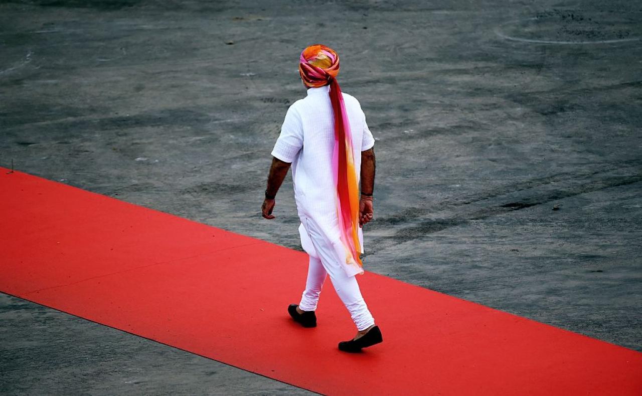 Narendra Modi (Money Sharma/AFP/Getty Images)
