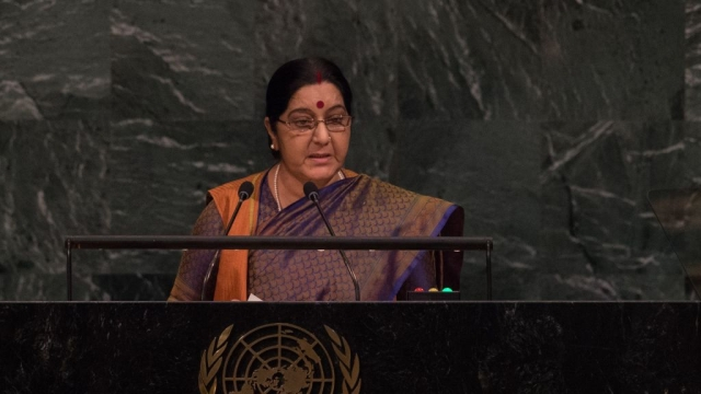Sushma Swaraj At UNGA: A Nation Speaks