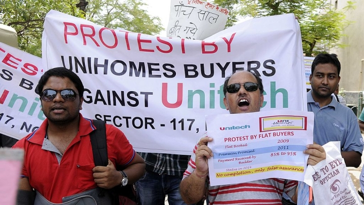 Bankruptcy Code Ambiguity: Are Flat Buyers Creditors Or Consumers?