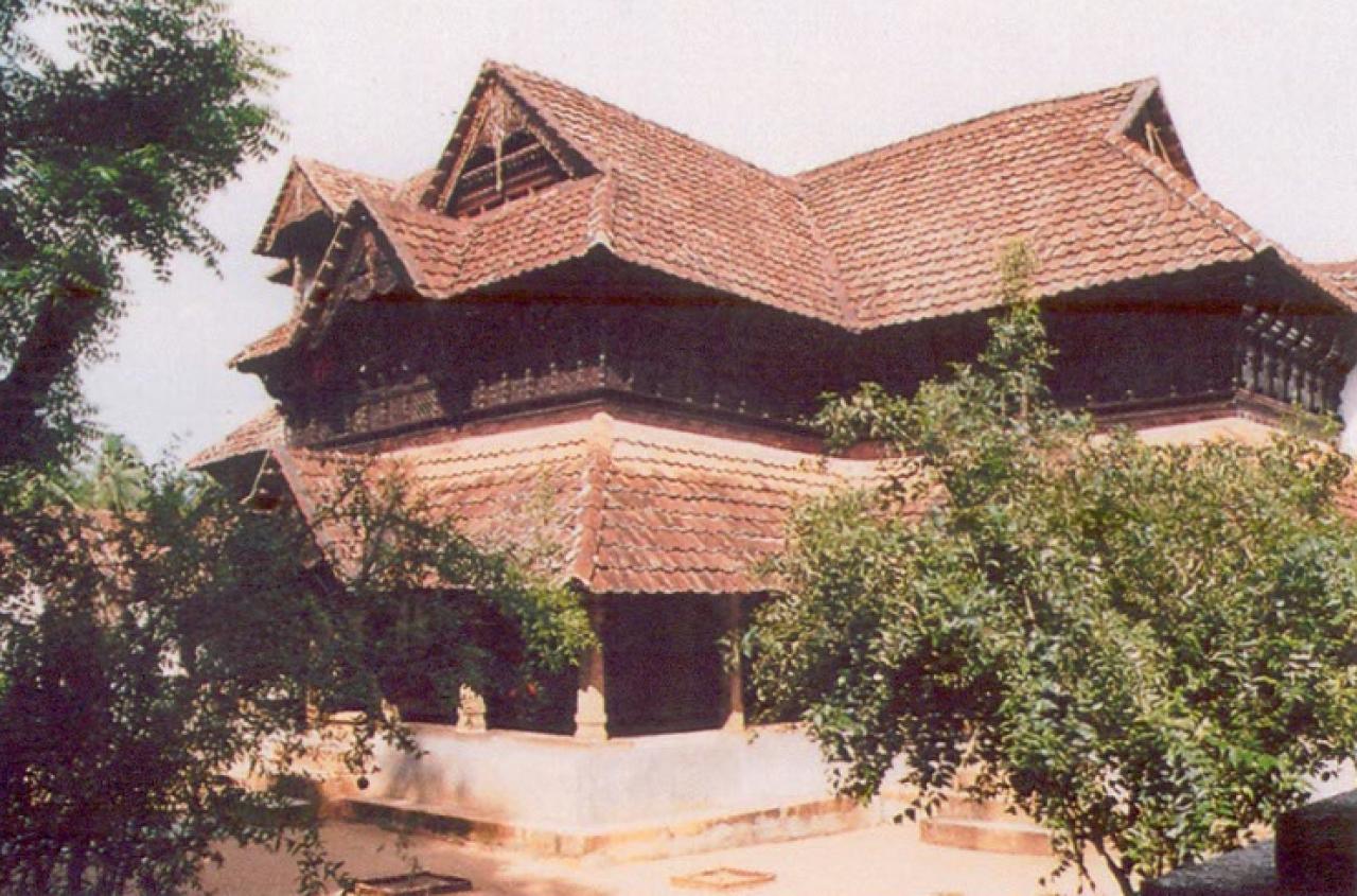 Padmanabhapuram palace,Kanyakumari district