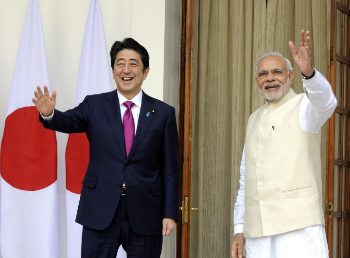 Fifteen Japanese Firms To  Invest In Gujarat