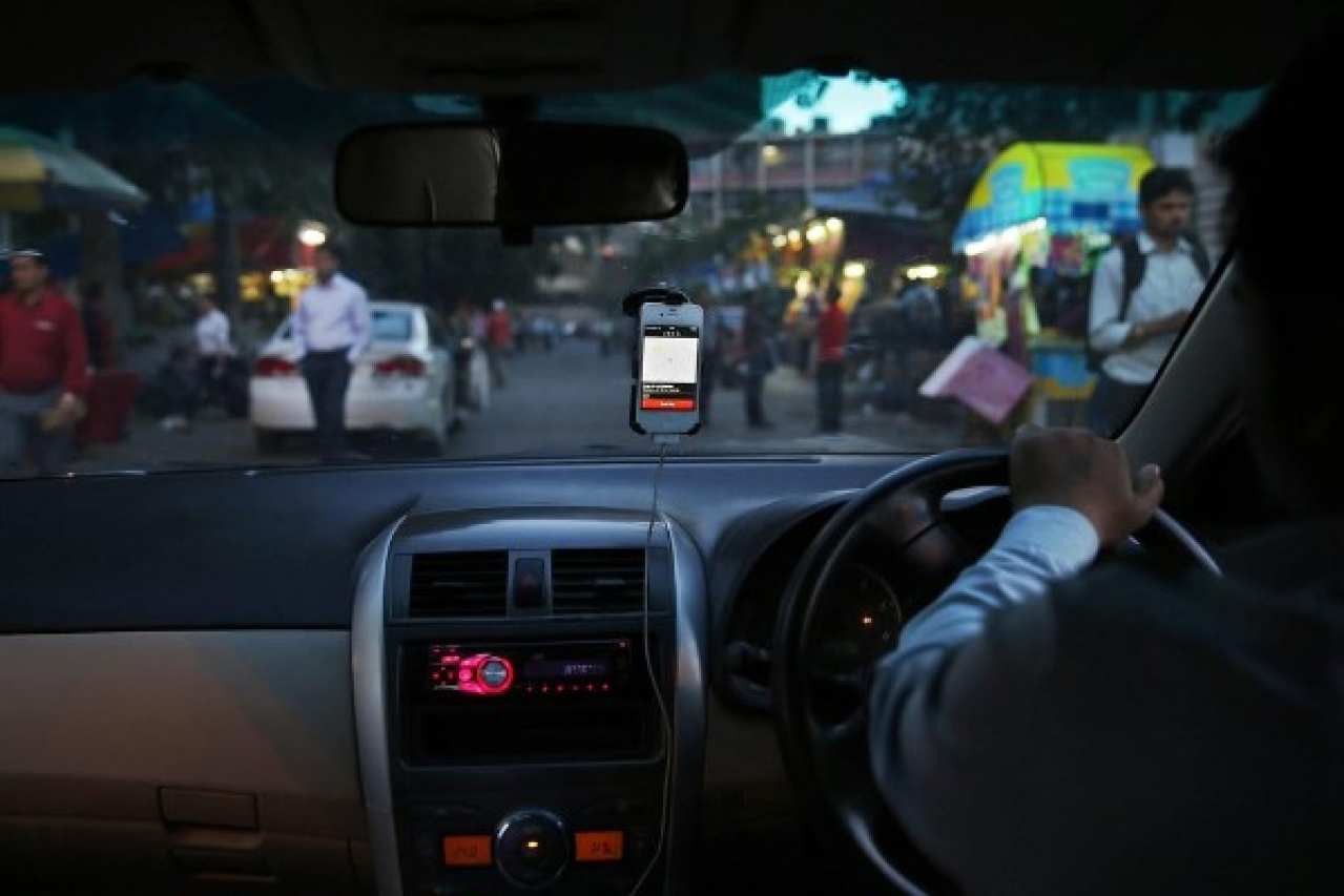 Ride-hailing service (Photo: The National)