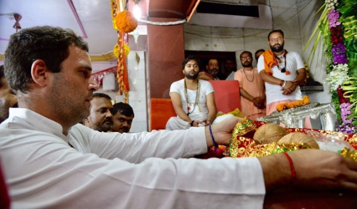 Shirdi Saibaba Trust Calls Out Rahul Gandhi For Hurting Religious Feelings, Demands Apology