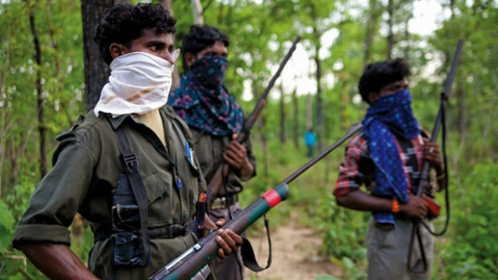 Home Ministry Sets Up Multi-Disciplinary Group To Choke Naxal Funding, Seize Assets Of Senior Leaders
