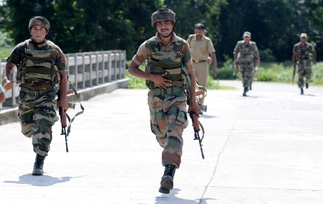 Special Forces Operation Underway Along India-Myanmar Border In Arunachal, One NSCN-K Militant Killed
