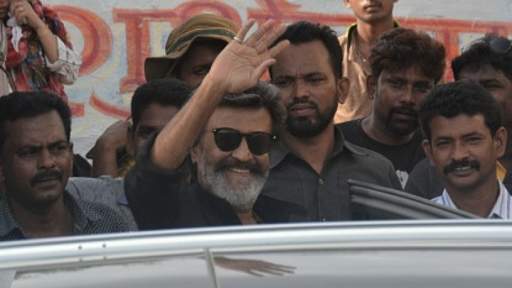 Before He Can Launch His Party, Superstar Rajinikanth On A Spiritual Journey In Himachal