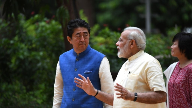 How Modi And Abe Have Brought India And Japan Closer
