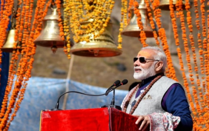 UPA Government Did Not Allow Me To Contribute To Kedarnath's Reconstruction: Prime Minister Modi