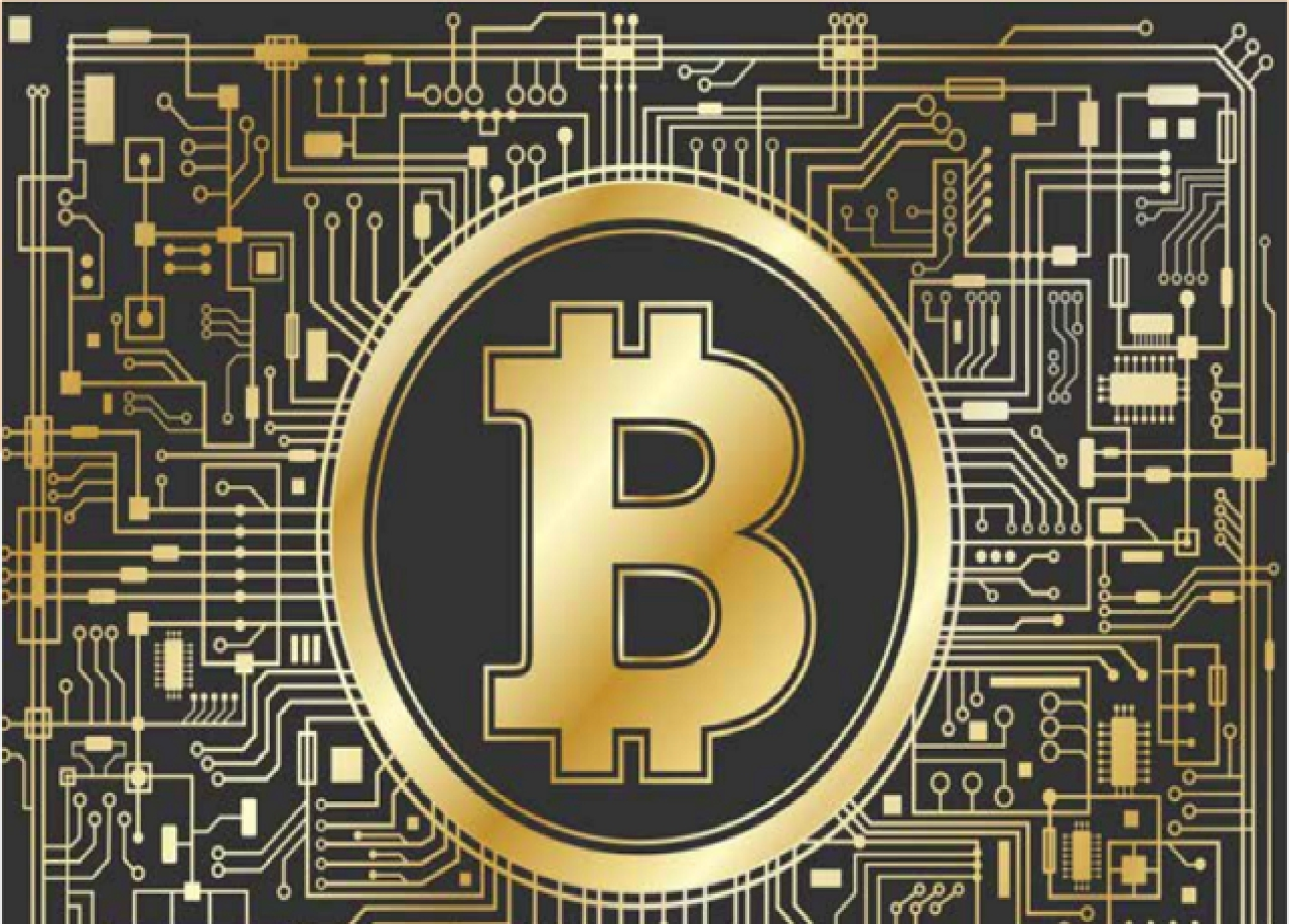 Bitcoin can make the GST effective and simpler. (Punit Paranjpe/AFP/Getty Images)