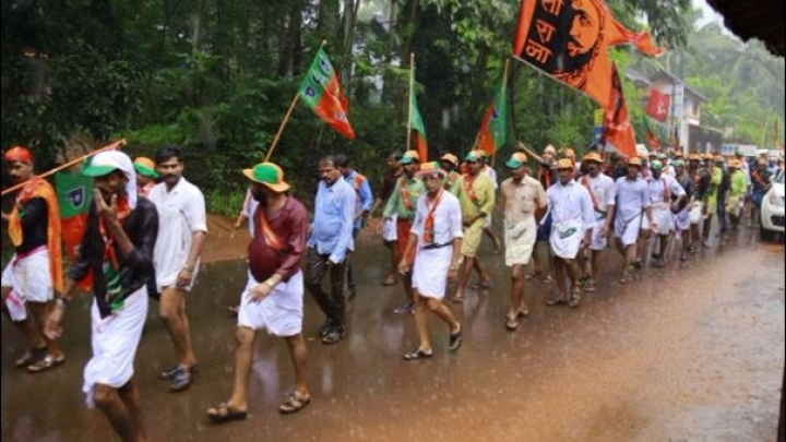Kannur's Jana Raksha Yatra:  Turning The Tide On  Communists