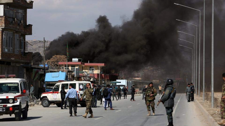 43 Soldiers Killed In Taliban Attack On Army Camp In Afghanistan's Kandahar