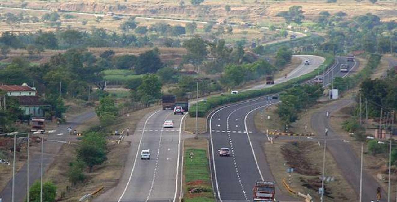 National Highway in Maharashtra (MoRTH)