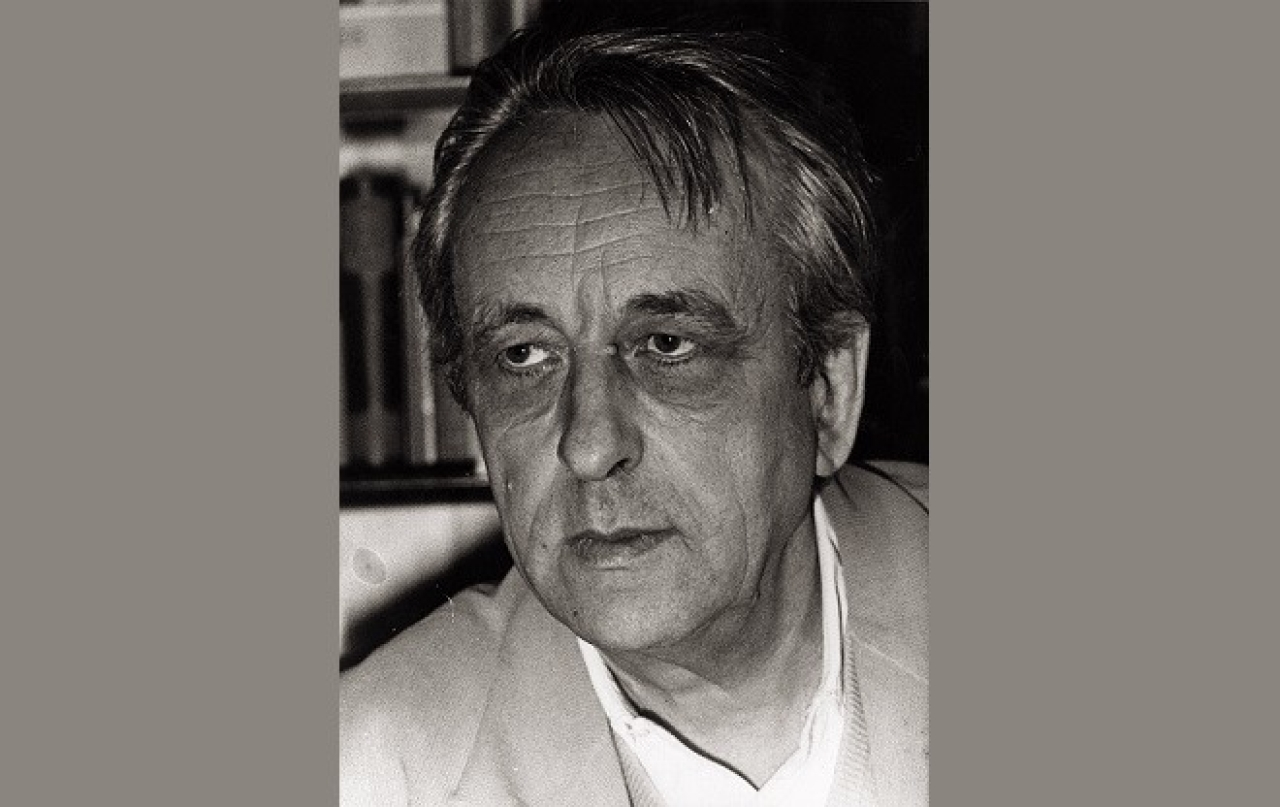 French philosopher Louis Althusser (Keystone/Getty Images)